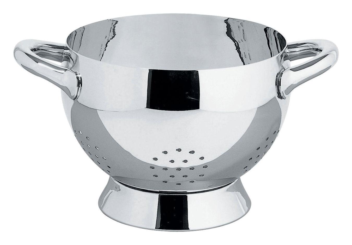 Kitchenware - Kitchen Equipment - Mami Colander by Alessi - Polished steel - Stainless steel