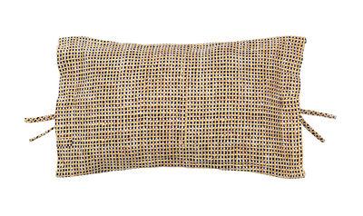 Accent Kissen / 60 x 30 cm - Muuto - Gelb