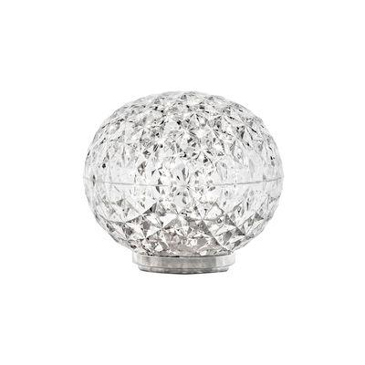 Illuminazione - Lampade da tavolo - Lampada da tavolo Mini Planet - / LED - Ø 16 x H 14 cm di Kartell - Cristallo - PMMA
