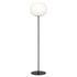 Lampadaire Glo-Ball F3 / H 185 cm - Verre soufflé bouche - Flos