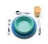 Set vaisselle enfant Giro Kids / 3 pièces - Mélamine - Alessi