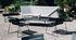 Tavolino Ultrasofa - / Metallo - 162 x 74 cm di Fermob
