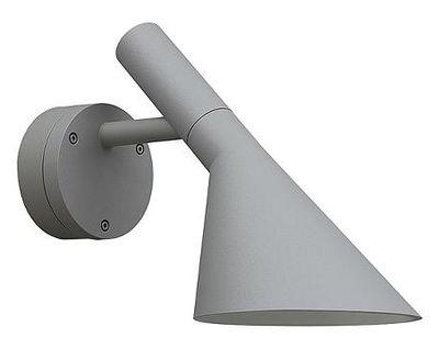 Applique d'extérieur AJ 50 LED - Louis Poulsen aluminium granité en métal