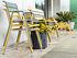Monceau Bridge armchair - / Metal by Fermob