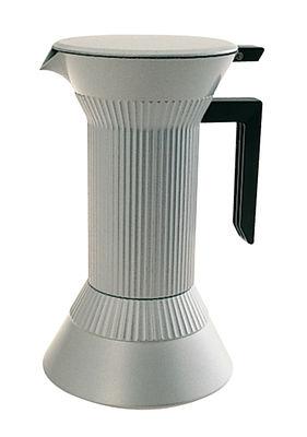 Arts de la table - Thé et café - Cafetière italienne Mach / 2 tasses - Serafino Zani - Aluminium - Aluminium