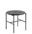 Rebar Coffee table - / Marble - Ø 45 by Hay