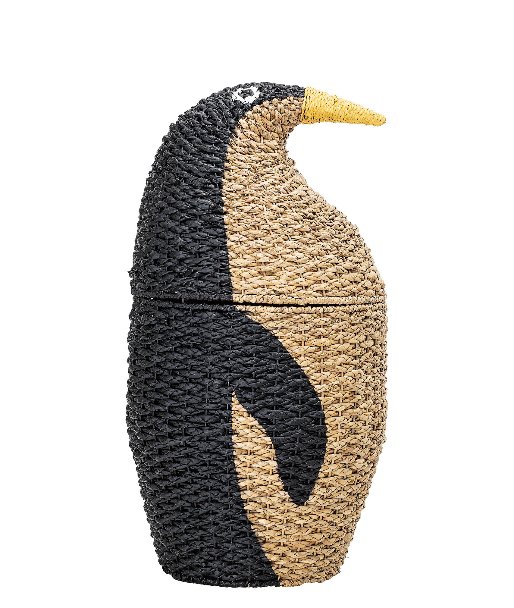 Déco - Pour les enfants - Panier Pingouin / avec couvercle - Bankuan - Bloomingville - Pingouin - Bankuan