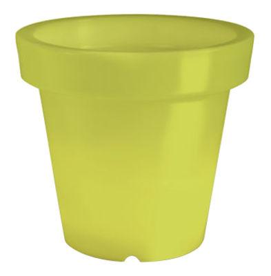 Mobilier - Mobilier lumineux - Pot de fleurs lumineux Bloom / H 100 cm - Bloom! - Vert - Polyéthylène