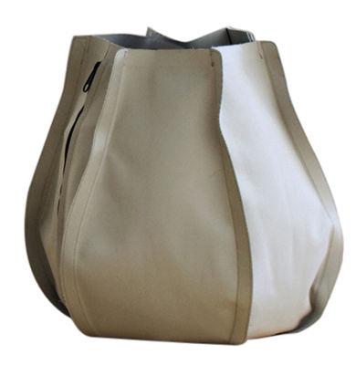 Pot de fleurs Urban Garden Sack / XXL - 200 litres - Authentics beige en tissu