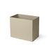 Vaso - / Per portavasi Plant Box Large - Prof. 34 cm di Ferm Living