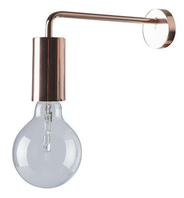 Illuminazione - Lampade da parete - Applique Cool - Frandsen - Rame - Métal finition cuivre