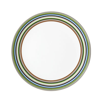 Assiette à dessert Origo Ø 20 cm - Iittala beige en céramique
