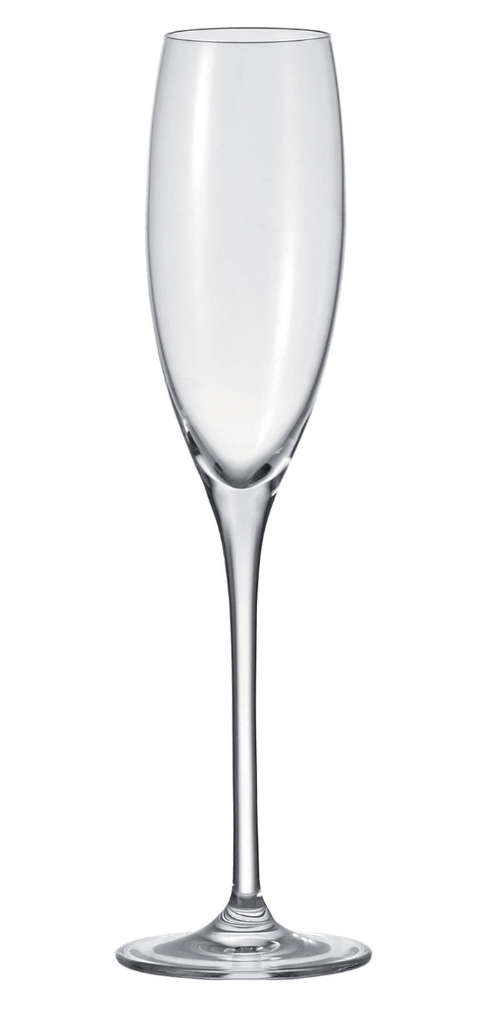 Tableware - Wine Glasses & Glassware - Cheers Champagne glass by Leonardo - Transparent - Glass