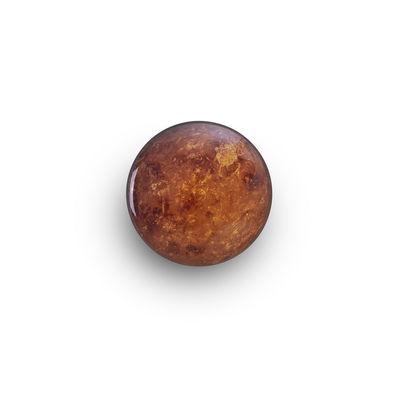 Mobilier - Portemanteaux, patères & portants - Patère Cosmic Diner - Mars / ø 13 cm - Diesel living with Seletti - Mars - Bois