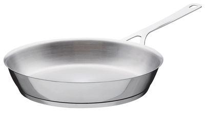 Poêle Pots and Pans / Ø 28 cm - A di Alessi métal en métal