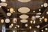Sospensione Bubble Saucer - / XL - Motivi verticali di Hay