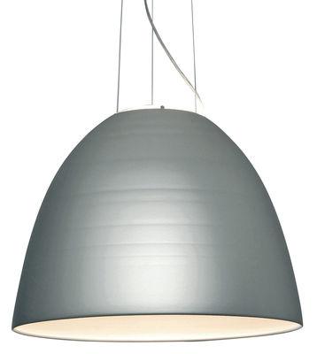Luminaire - Suspensions - Suspension Nur Mini Ø 36 cm - Artemide - Aluminium anodisé - Aluminium