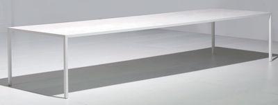 Table Carree Tense Mdf Italia Blanc Made In Design