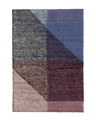 Capas 3 Teppich / 170 x 240 cm - Nanimarquina - Blau,Violett