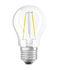Ampoule LED E27 / Sphérique claire - 2,5W=25W (2700K, blanc chaud) - Osram