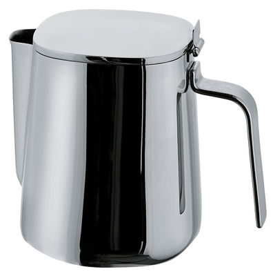 Tavola - Caffè - Bricco per caffè 401 di A di Alessi - 4 tazze - Acciaio inossidabile