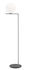 IC F2 Outdoor Floor lamp - / H 185 cm - Stone base by Flos
