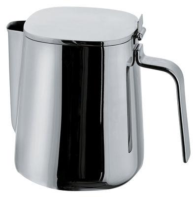 Tischkultur - Tee und Kaffee - 401 Kaffeekännchen - A di Alessi - 4 Tassen - rostfreier Stahl