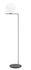 Lampada a stelo IC F2 Outdoor - / H 185 cm - Base pietra di Flos