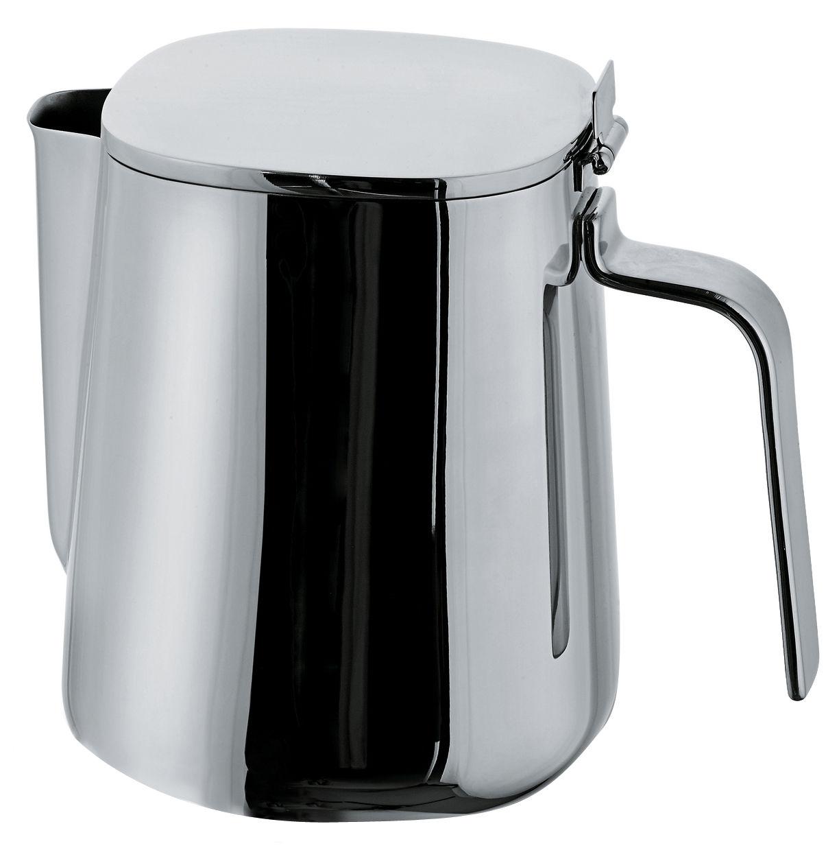 Arts de la table - Thé et café - Pot à café 401 - A di Alessi - 4 tasses - Acier inoxydable
