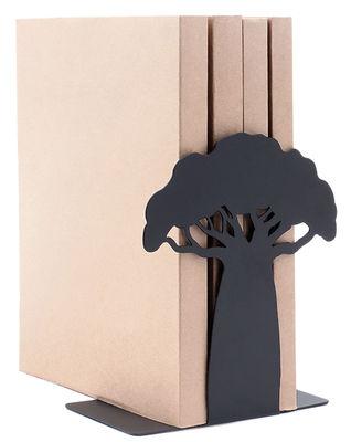 Serre Livres Jungle Baobab Pa Design Baobab Noir L 14 X H 16