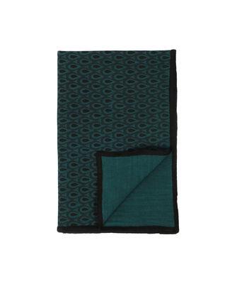 Serviette de table Zofia / 45 x 45 cm - Maison Sarah Lavoine noir,bleu sarah en tissu