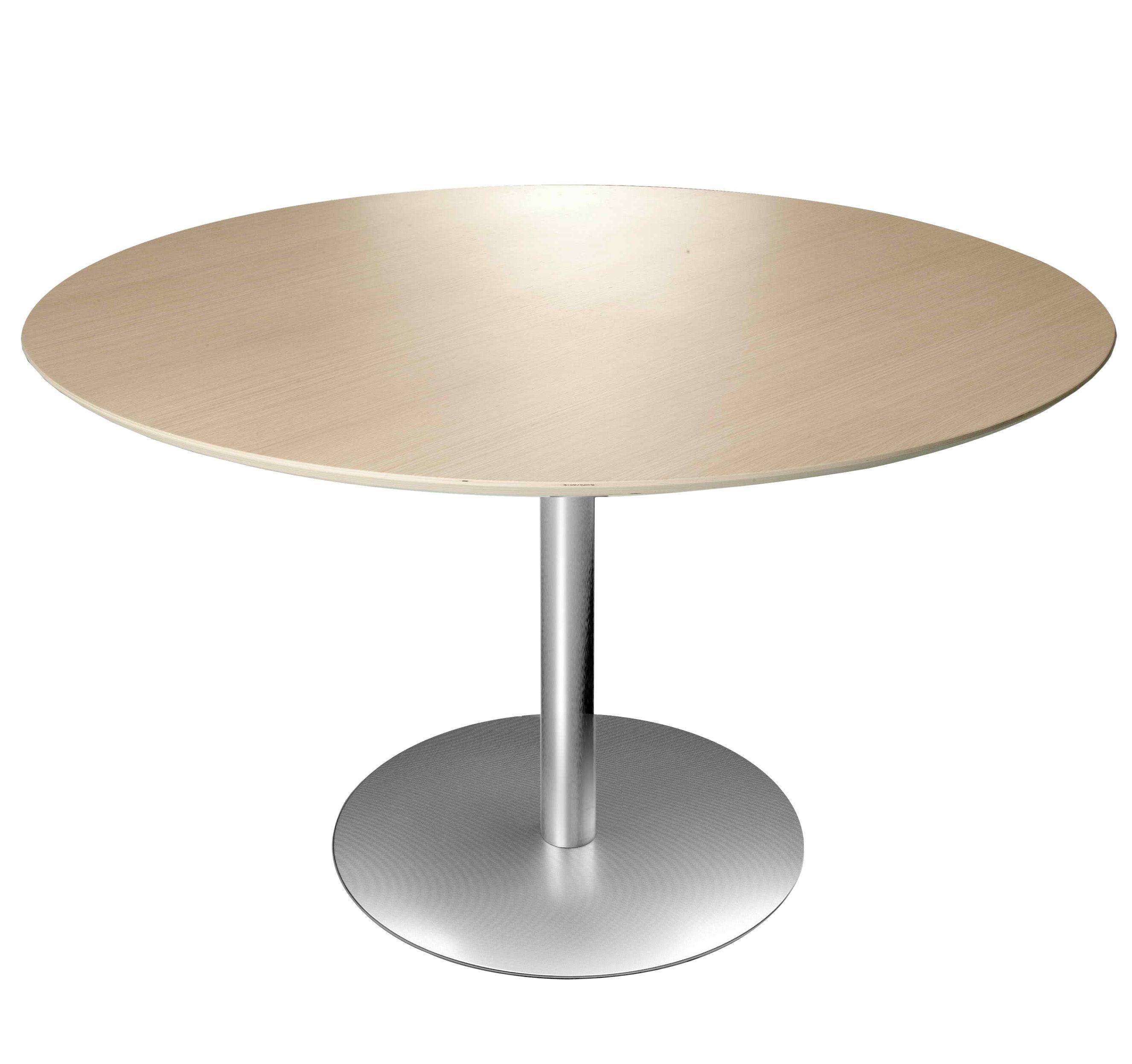table hauteur r glable brio lapalma blanc bois naturel. Black Bedroom Furniture Sets. Home Design Ideas
