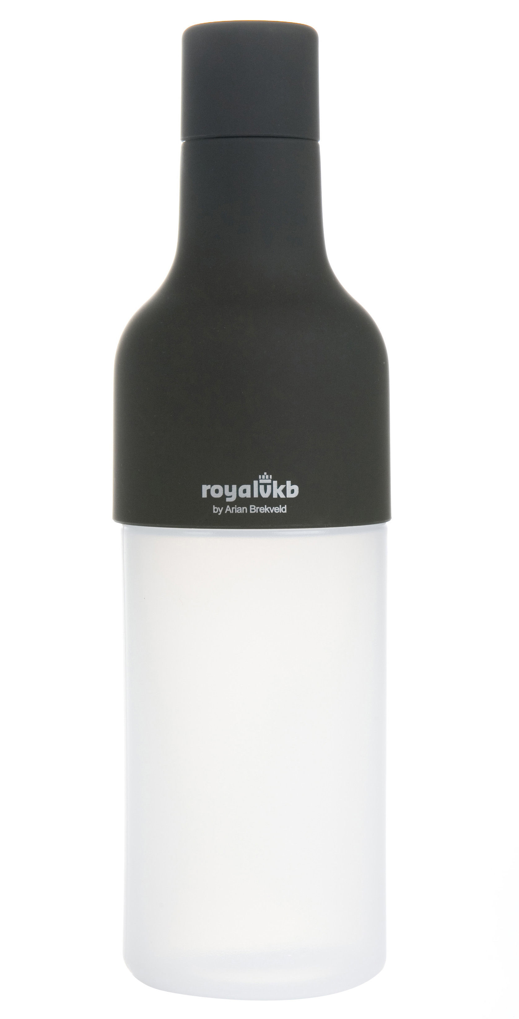 Kitchenware - Cool Kitchen Gadgets - Squeeze Vinegar shaker by Royal VKB - Anthracite - Polypropylene