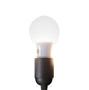 Ampoule LED E27 / 6W - 534lm - Karman blanc en matière plastique