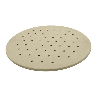 Kitchenware - Kitchen Equipment - Crispiz Backing stone - / For barbecue and ovens by Cookut - Beige - Cordierit