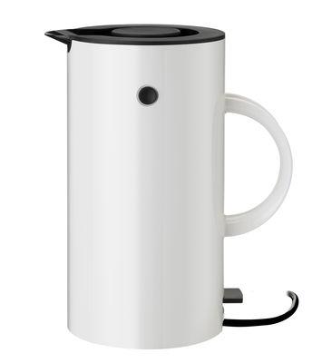 Bouilloire électrique Classic EM77 / 1,5 L - Stelton blanc en matière plastique