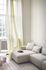 Canapé d'angle Develius C / 3 places - L 220 cm / Dormeuse gauche - &tradition