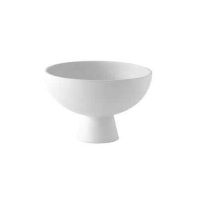 Image of Coppa Strøm Small - / Ø 15 cm - Ceramica / Fatta a mano di raawii - Grigio - Ceramica