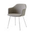 Rely HW35 Padded armchair - / Fabric by &tradition