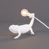 Chameleon Still Table lamp - / Resin by Seletti