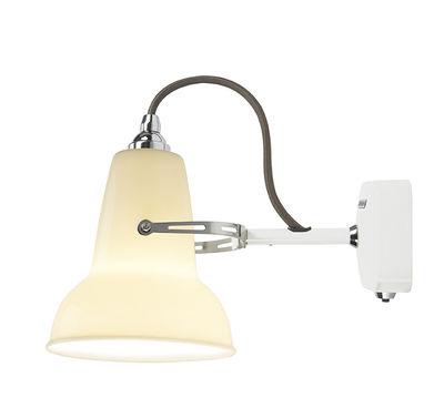 Luminaire - Appliques - Applique Original 1227 Mini / Porcelaine - Anglepoise - Blanc - Acier laqué, Porcelaine