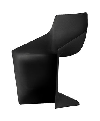 Furniture - Chairs - Pulp Chair by Kristalia - Black - Polypropylene