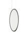 Sospensione Discovery Vertical LED - / Ø 100 cm di Artemide