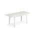 Tavolo con prolunga Plus4 Balcony - / L 120 + 52 cm - 4 a 6 persone di Emu