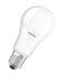 Ampoule LED E27 avec radiateur / Standard dépolie - 14W=100W (2700K, blanc chaud) - Osram