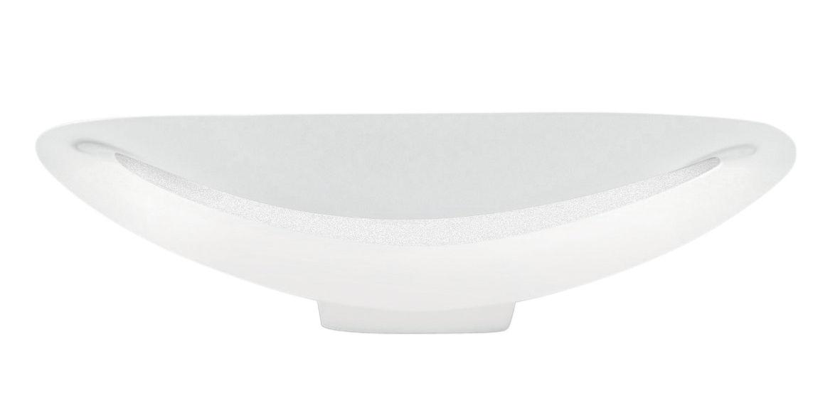 Luminaire - Applique Mesmeri LED - Artemide - Blanc - Aluminium verni