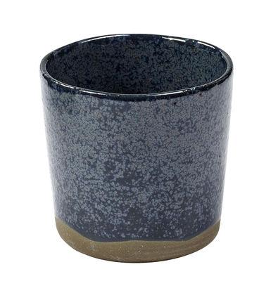 Tableware - Coffee Mugs & Tea Cups - La Nouvelle Table n°9 Cup - / Sandstone by Serax - Grey-blue - Enamelled sandstone