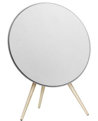 Enceinte BeoPlay A9 AirPlay B O PLAY by Bang Olufsen blanc,erable en matière plastique