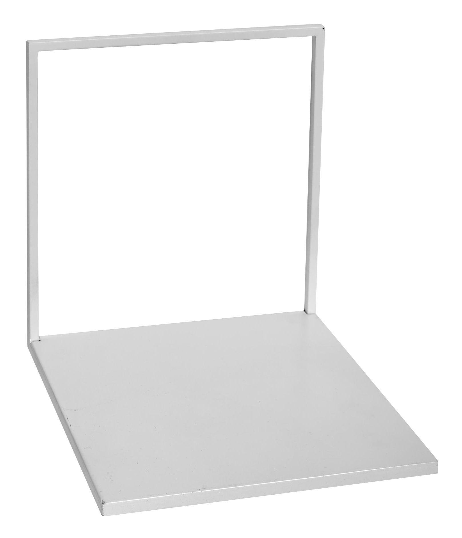 Mobilier - Etagères & bibliothèques - Etagère Large / L 20 cm - Métal - Serax - Blanc - Métal laqué