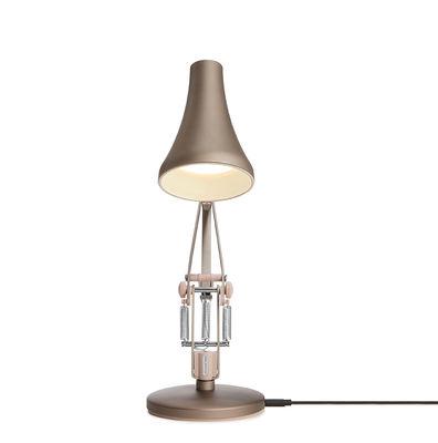 Lampada Da Tavolo 90 Mini Mini Di Anglepoise Rosa Grigio Made In Design